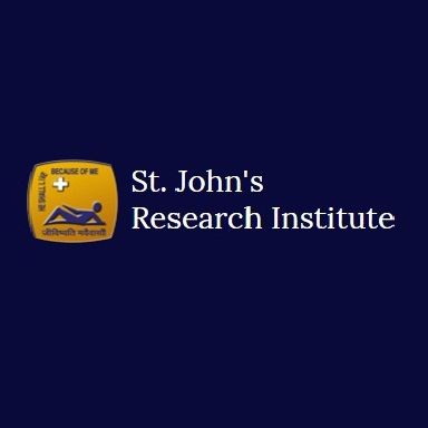 Image result for St. John's Research Institute (SJRI) logo